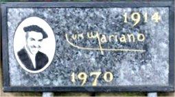 où est enterré luis mariano